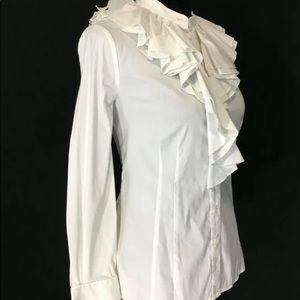 BCBG MaxAzria small blouse